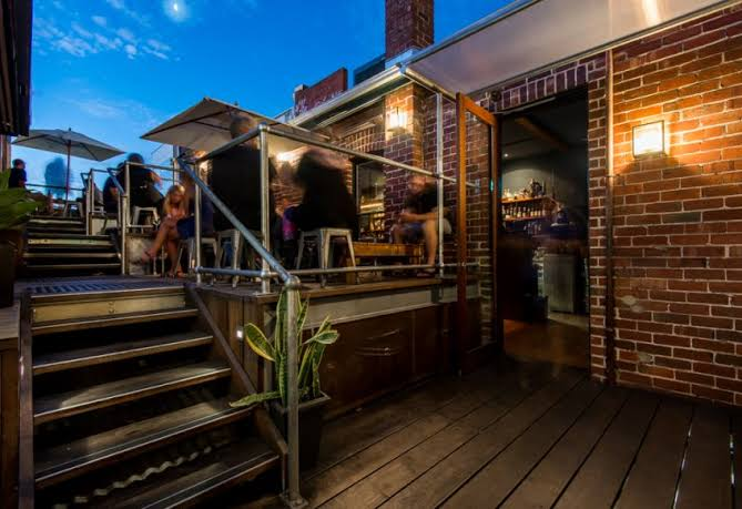 Mechanics Institute one of Perth's most awarded rooftop Bar