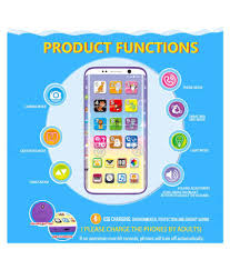 smart phone toys with usb port touch screen