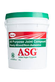 asg joint compound asg asian super gypsum