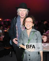Robert Withers, Abigail Child at MoMA PS1 DINNER & A PRIVATE PREVIEW  CELEBRATING: THE OPENING OF