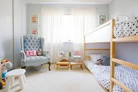 Impressive Toddler Recliner Chair In Kids Transitional With Ikea Closets Next To Low Ceiling Alongside Ikea Living Room And Kids Room With Two Beds