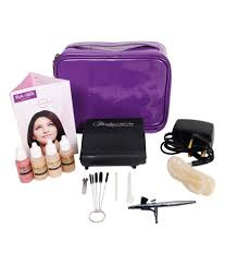 mu air regular airbrush makeup kit