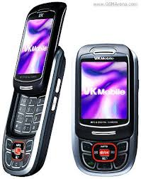 VK Mobile VK4500 pictures, official photos