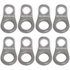 Dog River Tools Stainless Steel Multi Purpose Tie Down Anchor Strapping Hooks For Mounting In The Garage Work Shop Truck Trailer Golf Cart Fence 8 Pack Amazon Com Au Automotive