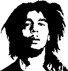 Bob Marley Decal Rasta Sticker Pot Decal Hippy Stoner Decal Wall Art Wall Decal Sticker Bedroom Sticker Wall Art Bob Marley Painting Bob Marley Art Bob Marley