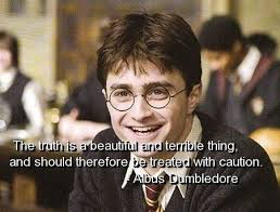 harry potter quotes sayings truth wisdom meaningful clever