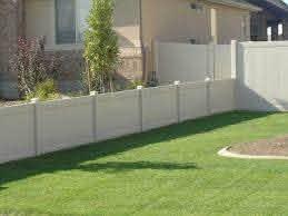 3 Ft Privacy Fences Crown Vinyl Fence