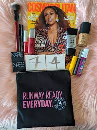 what s curly in my makeup bag