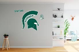 Nudge Printing Spartan Helmet Wall Decal Set Spartan Spirit Shop