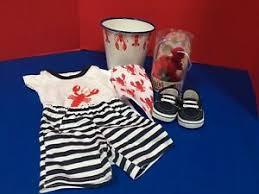 baby boy lobster gift basket ebay