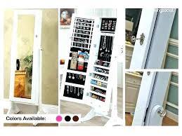 standing mirror jewelry box costco free