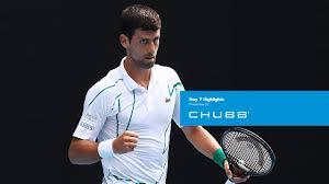 Novak Djokovic strolls into quarter finals