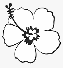excelent 999 flower clipart black and