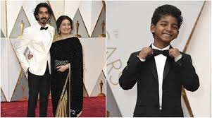 Oscars 2017: Dev Patel attends Oscars with mother, thanks Lion ...