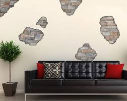 Trompe L Oeil Decal Etsy