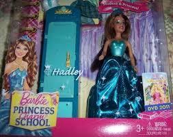 barbie princess charm mini dolls