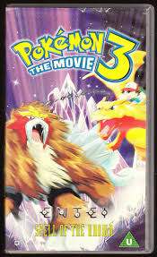 Pokemon 3: The Movie / Pikachu's Winter Vacation (VHS, 2001) for ...