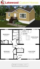 cottage floor plans tiny house plans