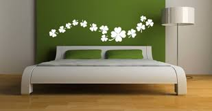 Shamrock Clovers Wall Decals Dezign With A Z