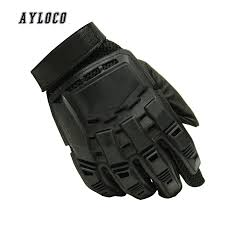 mens leather driving gloves tactical