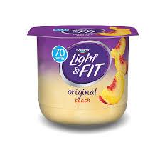 nonfat yogurt light fit