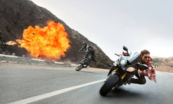 BMW S1000RR – Mission Impossible Rogue Nation