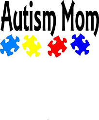 Amazon Com Autism Mom Vinyl Car Decal 12 X 7 Kitchen Dining