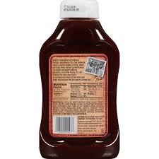sweet smoky bbq sauce