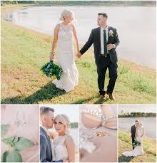peach barn wedding in tifton georgia