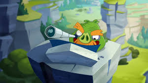 Angry Birds Toons 3 Ep. 10 Sneak Peek - Catching the Blues ...