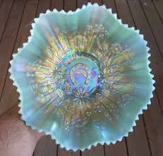 the majestic eclectic canival glass