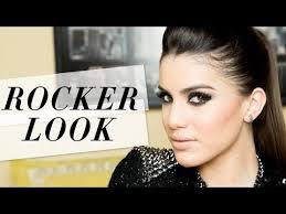 rocker look you