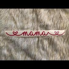 Other Hot Pink Mama Car Decal Poshmark