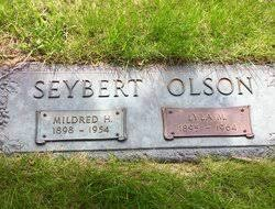 Lyla Mae Olson (1895-1964) - Find A Grave Memorial