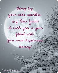 new year wishes for him boyfriend or husband images