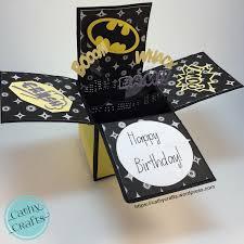 Batman Pop Up Box Card Regalos De Batman Regalos De Superheroes