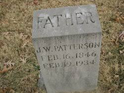 John Wesley Patterson (1846-1934) - Find A Grave Memorial