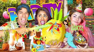 Mi Cumpleanos En Hawaii L Los Polinesios Vlogs Youtube