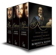 The Romanovs - Box Set : Robert K Massie (author) : 9781781855669 :  Blackwell's