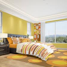 bedding mid century modern duvet cover