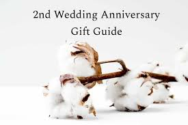 2nd anniversary gifts 55 creative