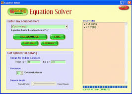 equation calculator equations solver