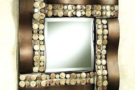 unique wall mirrors decor mirror
