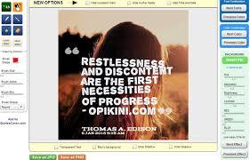 cara membuat gambar quote online keren dengan quotescover com