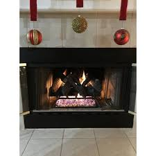 vented natural gas fireplace