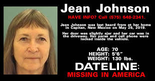 Daughter continues to search for mother Jean Johnson who vanished ...