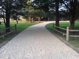 Pea Gravel Drive Beautiful Landscape Plans Gravel Driveway Split Rail Fence