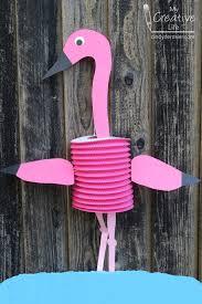 Cindy Derosier My Creative Life Accordion Flamingo Party Decorations