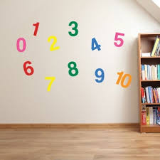 A To Z Alphabet Wall Stickers Kids Nursery Play Room Home Art Etsy