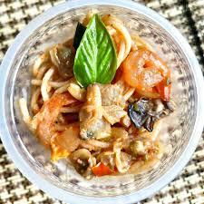Seafood Pasta Marinara P79 - Tito's ...